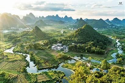 Yangshuo China Cuiping Yangshou Hill 500px Places