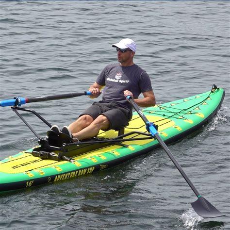 Sculling Oar Boat by Oar Board Sup Rower From Paddling To Rowing In 5 Mins