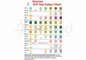 Urine Colour Chart Diabetes 10 P Urine Analysis 5 Tests Pack Pack Of 4 Nutrition