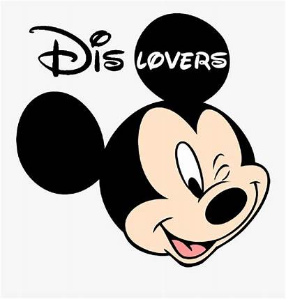 Disney Clipart Mickey Face Future Mouse Winky