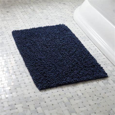 loop midnight bath rug reviews crate  barrel