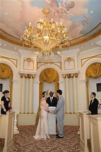 At the altar picture of paris las vegas wedding chapel for Paris las vegas wedding
