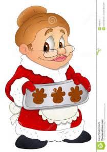 Gingerbread Lady Cartoon