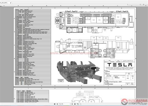 tesla model    workshop manual auto repair