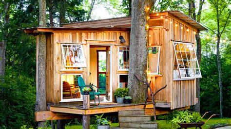 fox house treehouse tiny house design ideas le