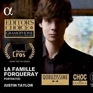 Justin Taylor nommé aux Victoires de la Musique Classique ! Outhere Music