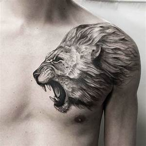 34 best Lion Tattoo Outline images on Pinterest | Tattoo ...