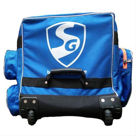 sg testpak wheel cricket kit bag buy sg testpak wheel