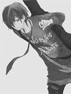107 best images about anime boys with black hair on ...