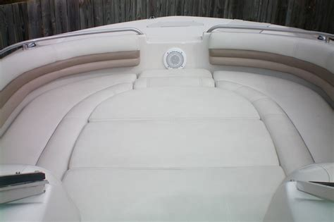 Pontoon Upholstery Repair by Upholstery Charleston Boat Repairs And Mobile Marine