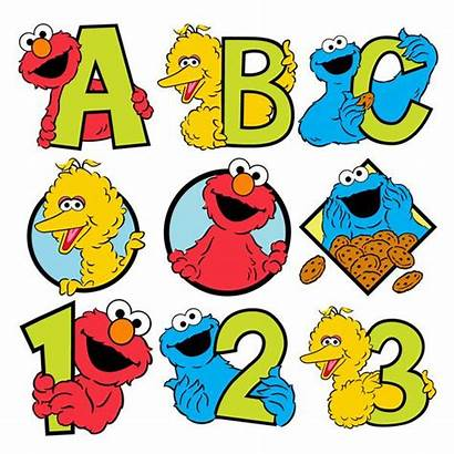 Sesame Street Clipart Bird Party Elmo Monster