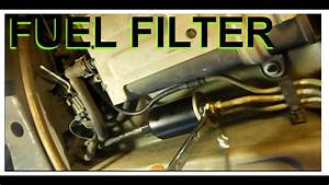 Fuel Filter Replacement Chevrolet Buick Lesabre