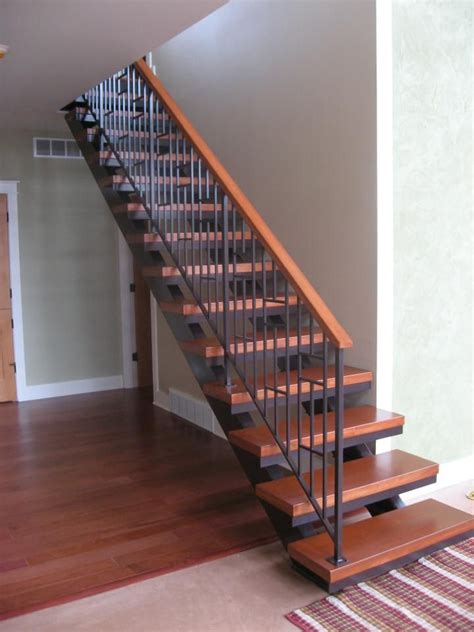 home depot stair railings interior 24 best open railing designs images on stairs