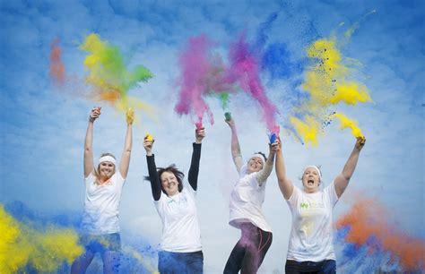Rainbow Run The Exeter Daily