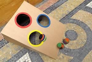 Fabriquer Un Personnage En Carton : jeux d adresse de p che de kermesse tout en bonnes z ~ Zukunftsfamilie.com Idées de Décoration