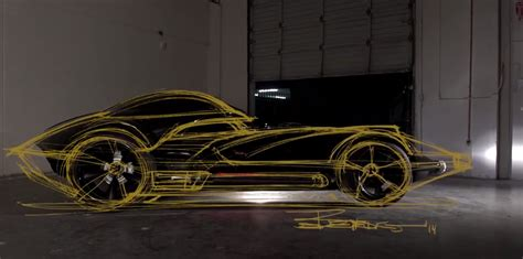 darth vader hot wheels car   video