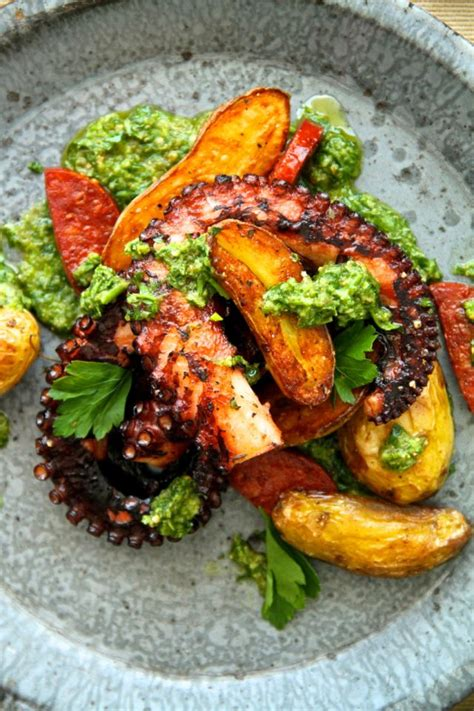 octopus recipes 25 best ideas about octopus recipes on pinterest