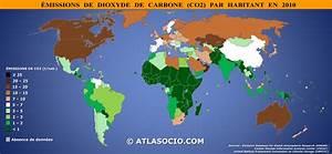 Carte Pollution Air : carte pollution monde imvt ~ Medecine-chirurgie-esthetiques.com Avis de Voitures