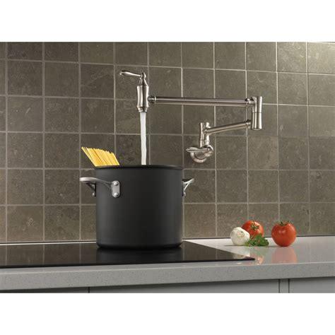 delta faucet lf cz traditional champagne bronze pot