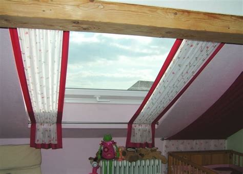Fenster Sichtschutz Selbstgemacht by Die Besten 25 Dachfenster Gardinen Ideen Auf