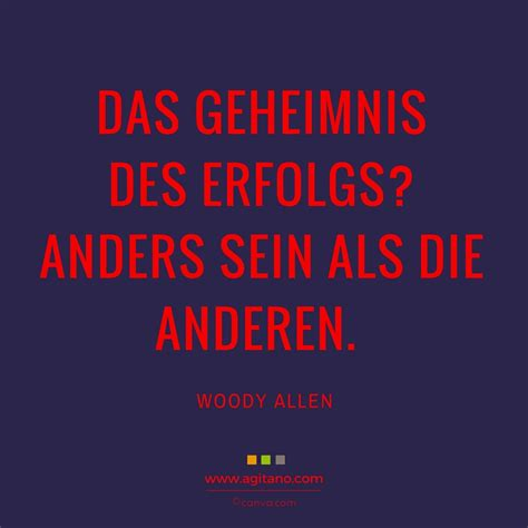 zitate woody allen woody allen das geheimnis des erfolgs agitano