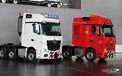 Heavy duty trucks – RC model trucks for heavy haulage