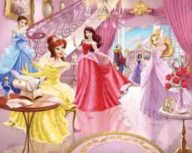 Rideau Disney Princesse by Beauty Disney Princess Wallpaper For Kids Room On