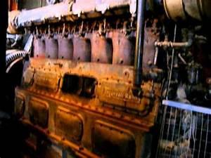Ingersoll Rand 7 Cylinder Diesel Engine