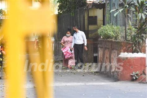 Bharti Singh snapped leaving from Jail