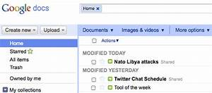 ten free collaboration tools for journalists With google docs spreadsheet collaboration