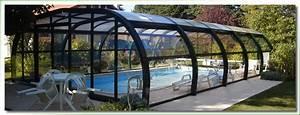 Abri Piscine Haut : abri piscine haut d couvrez nos abris de piscine hauts ~ Zukunftsfamilie.com Idées de Décoration