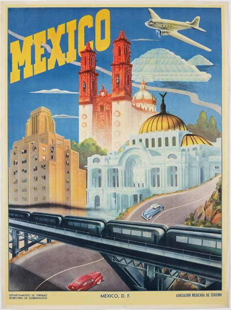Cool travel posters at Miami Int'l Airport   Stuck at the ...