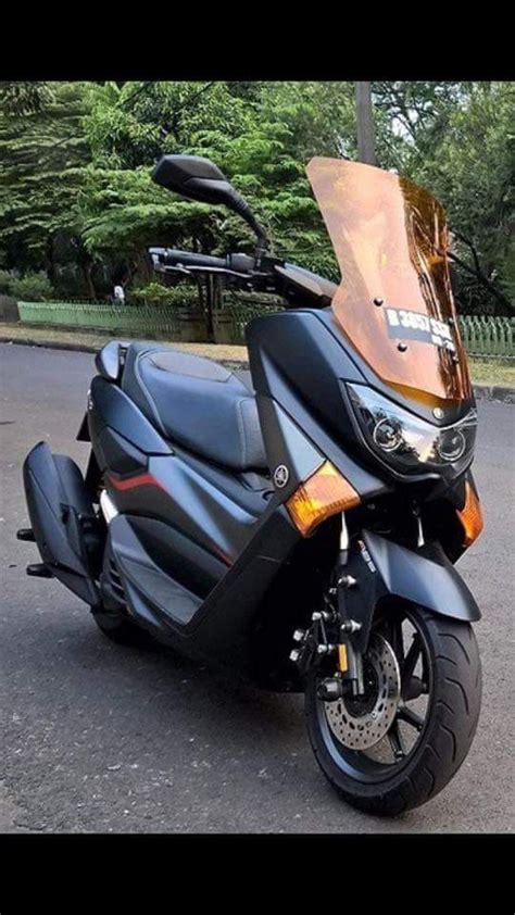 yamaha nmax modifikasi putih 1 jpg 540 215 960 nmax scooters scooter motorcycle