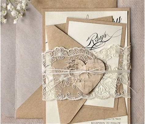 wonderful diy wedding invitations kits diy experience