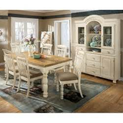 ashley furniture light wood ashley furniture dining sets