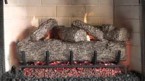 Gas Fireplace Log Placement