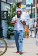 Idris Elba and Winston Go Fug Yourself