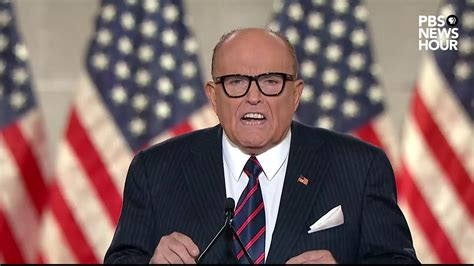 Click through images from the rnc here WATCH: Rudy Giuliani's full speech at the Republican ...