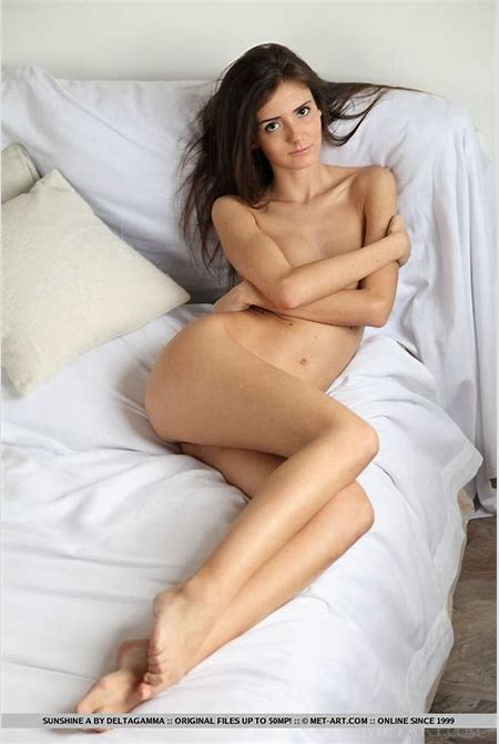 Sunshine A in Lehinna by Met-Art (19 nude photos) Nude ...