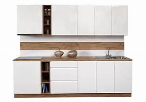 Küche 260 Cm : komplett k che 260 cm schr nke k chenzeilen atena 260 weiss hochglanz ebay ~ Orissabook.com Haus und Dekorationen