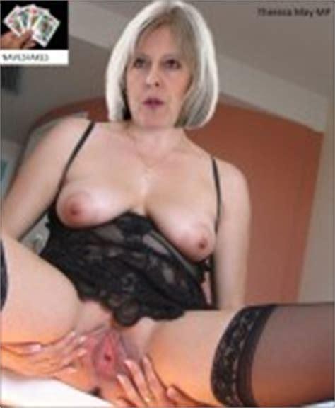 theresa may nudes