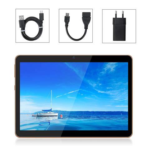 tablette pas cher 10 pouces tablette tactile pas cher yotopt 10 1 pouces 3g wifi android 7 0 noir ventes