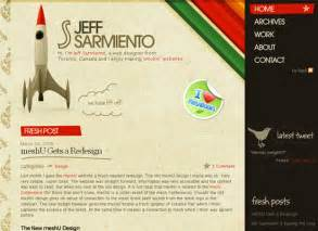 web page design ideas ideas for designing a web page with antique and retro