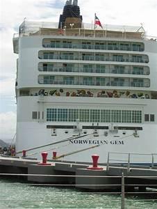 Ship On Norwegian Gem Cruise Ship