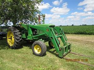54hp John Deere 2510 Equipped With 148 Loader Serial