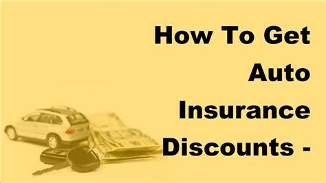 car insurance deals how to get auto insurance discounts 2017 discount auto