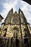 Prague, St. Vitus Cathedral | Saint Vitus Cathedral is a ...