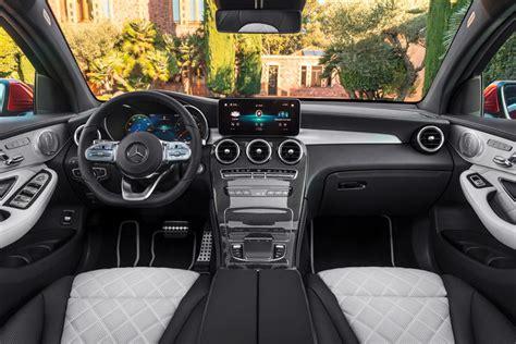 Top gear reviews the concept. 2020 Mercedes-Benz GLC-Class Coupe Interior Photos   CarBuzz