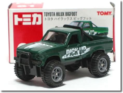 tomica toyota hilux car hobby shop answer rakuten global market tomica 061
