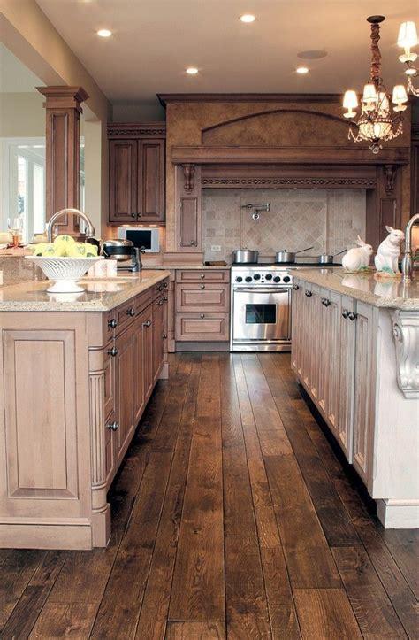 stunning kitchen designs smooth face oak hardwood